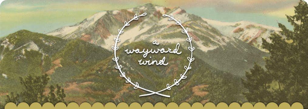 A Wayward Wind