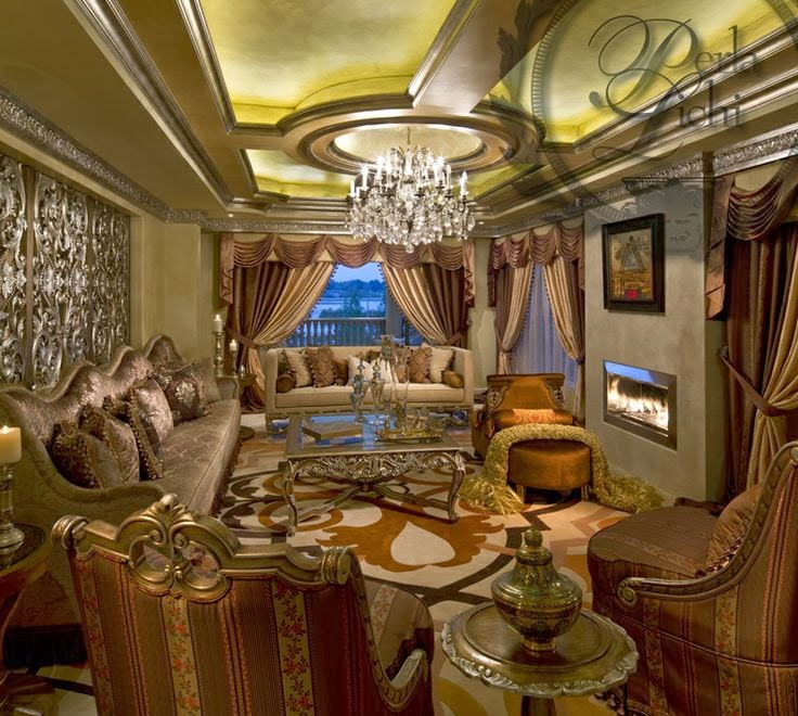 Luxury Homes Interior Designs Old World Style With Amazing: Luxury Life Design: Amazing Palace In South Africa