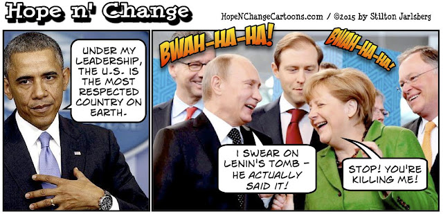obama, obama jokes, political, humor, cartoon, conservative, hope n' change, hope and change, stilton jarlsberg