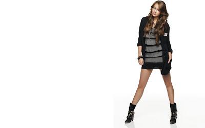 Miley Cyrus HD Beautiful Wallpaper