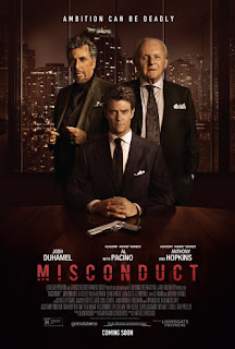 Misconduct (2016) Hindi Dubbed 720p BRRip [1GB] Esubs