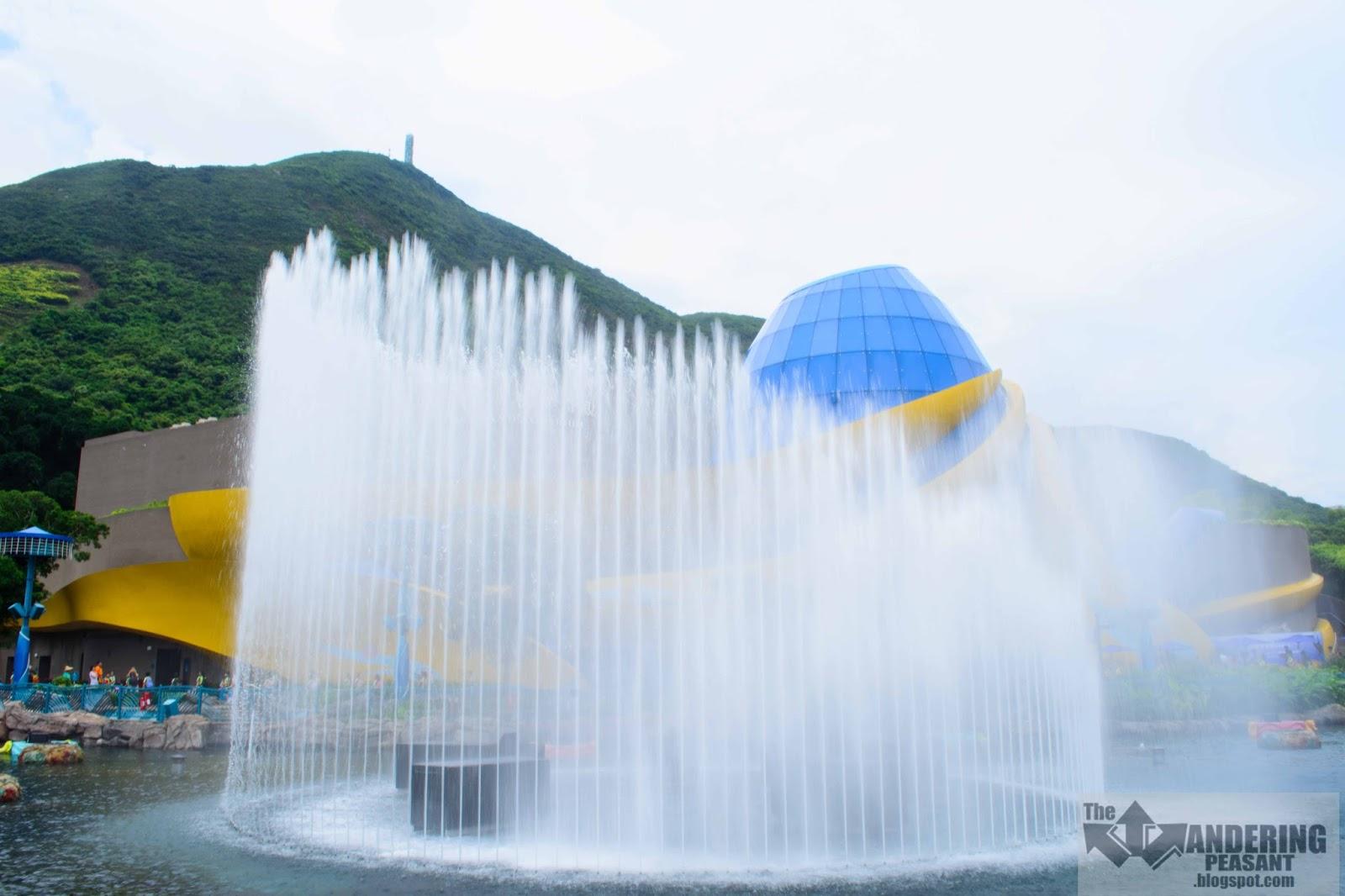 Ocean Park Hong Kong: Rainforest, Polar Adventure, Panda Village and ...