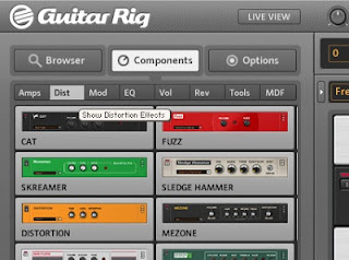 Guitar Rig - Gitaris Wajib Download