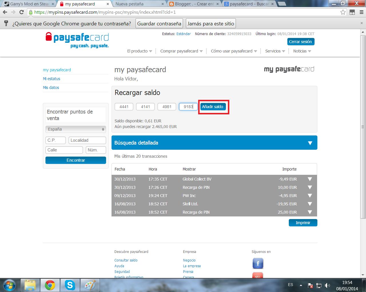www.paysafecard.com login