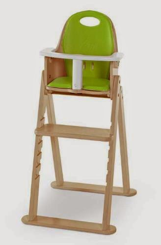 Baby to Booster High Chair