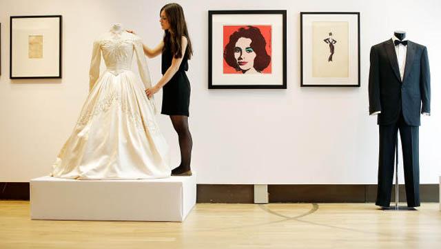 1950 Wedding Dress 56 Elegant Elizabeth Taylor us First