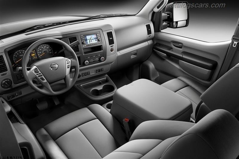 صور سيارة نيسان NV 2013 - اجمل خلفيات صور عربية نيسان NV 2013 - Nissan NV Photos Nissan-NV_2012_800x600_wallpaper_16.jpg