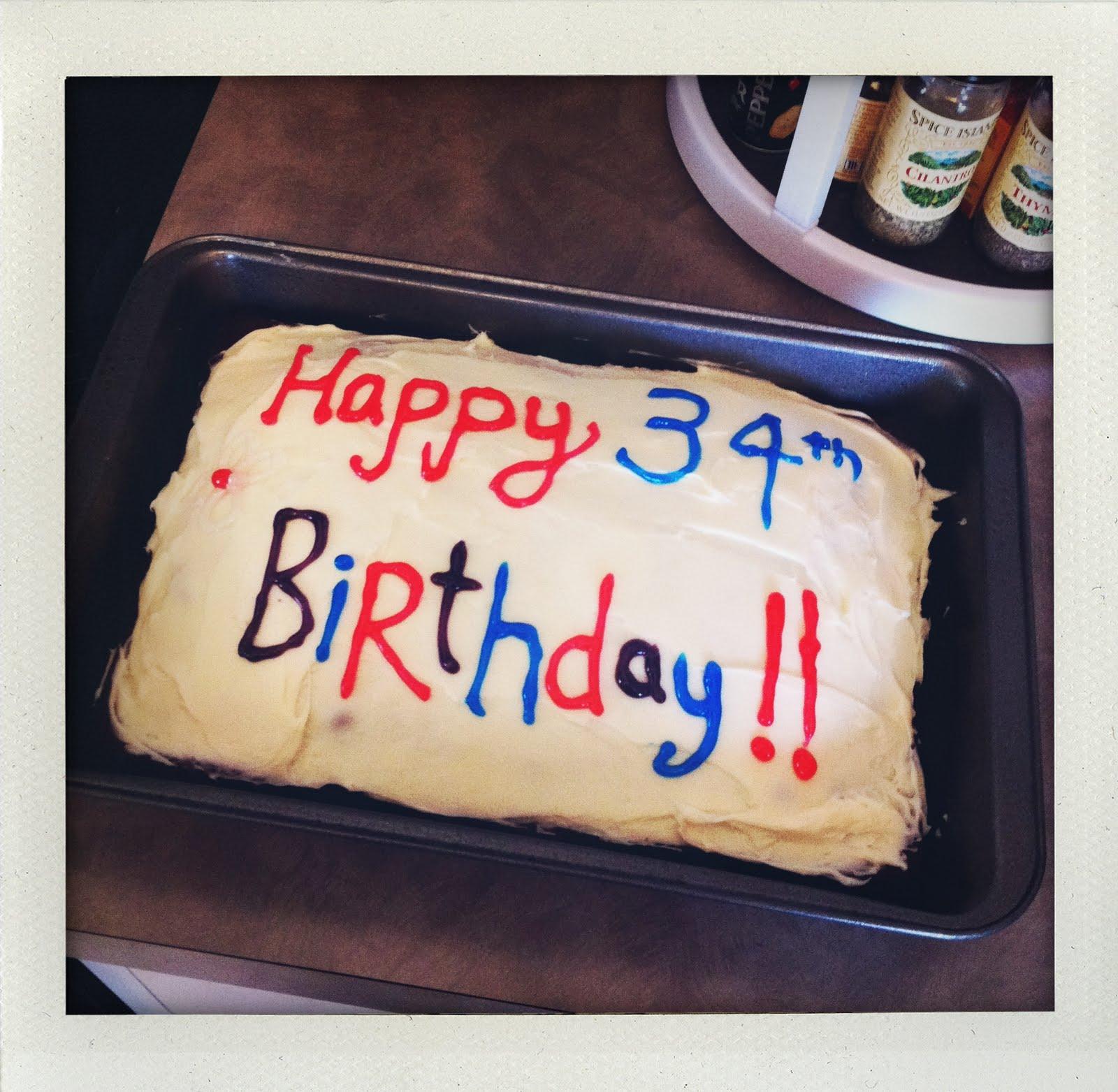 Love Letter To Seattle Birthday Birthday