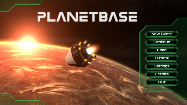 Planetbase [Madruga Works]
