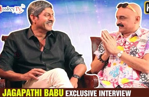 I was a rowdy | Jagapathi Babu Exclusive Interview