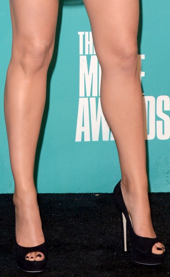 Legs mila kunis How beautiful