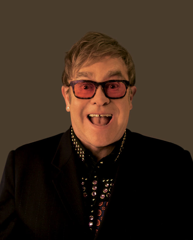 Elton Daily: June 2012