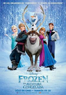 Ver Película Frozen: Una Aventura Congelada Online Gratis (2013)