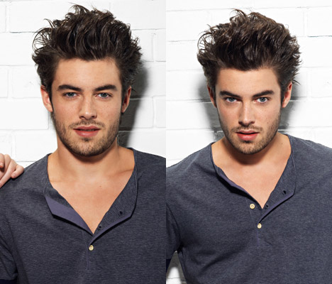 Top men hairstyles spring-summer 2012-7