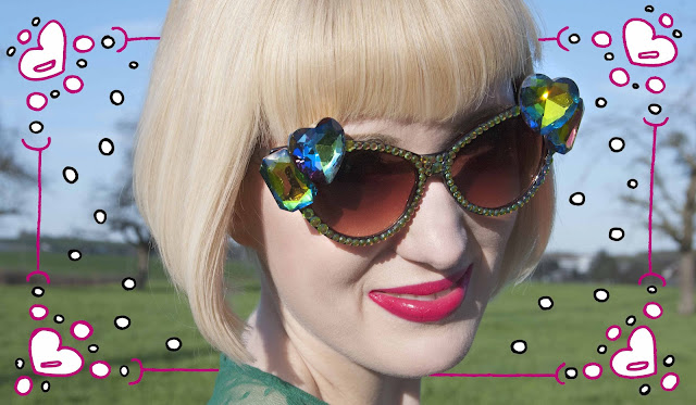 natasha lillipore, hertinyteeth, sunglasses, crazy