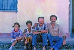 Iuri Bittencourt, Iury Carlton, João Moreira e DaniEu