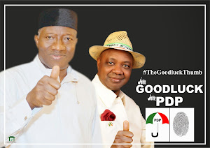 VOTE GOODLUCK JONATHAN
