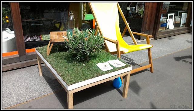 Designer's Days Table Bellila