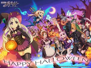 Mes de Halloween
