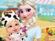 Frozen Elsa Parent Child Show