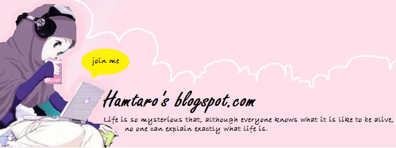 hamtaro's blog