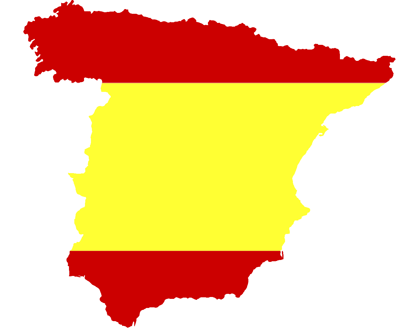 spain flag pictures