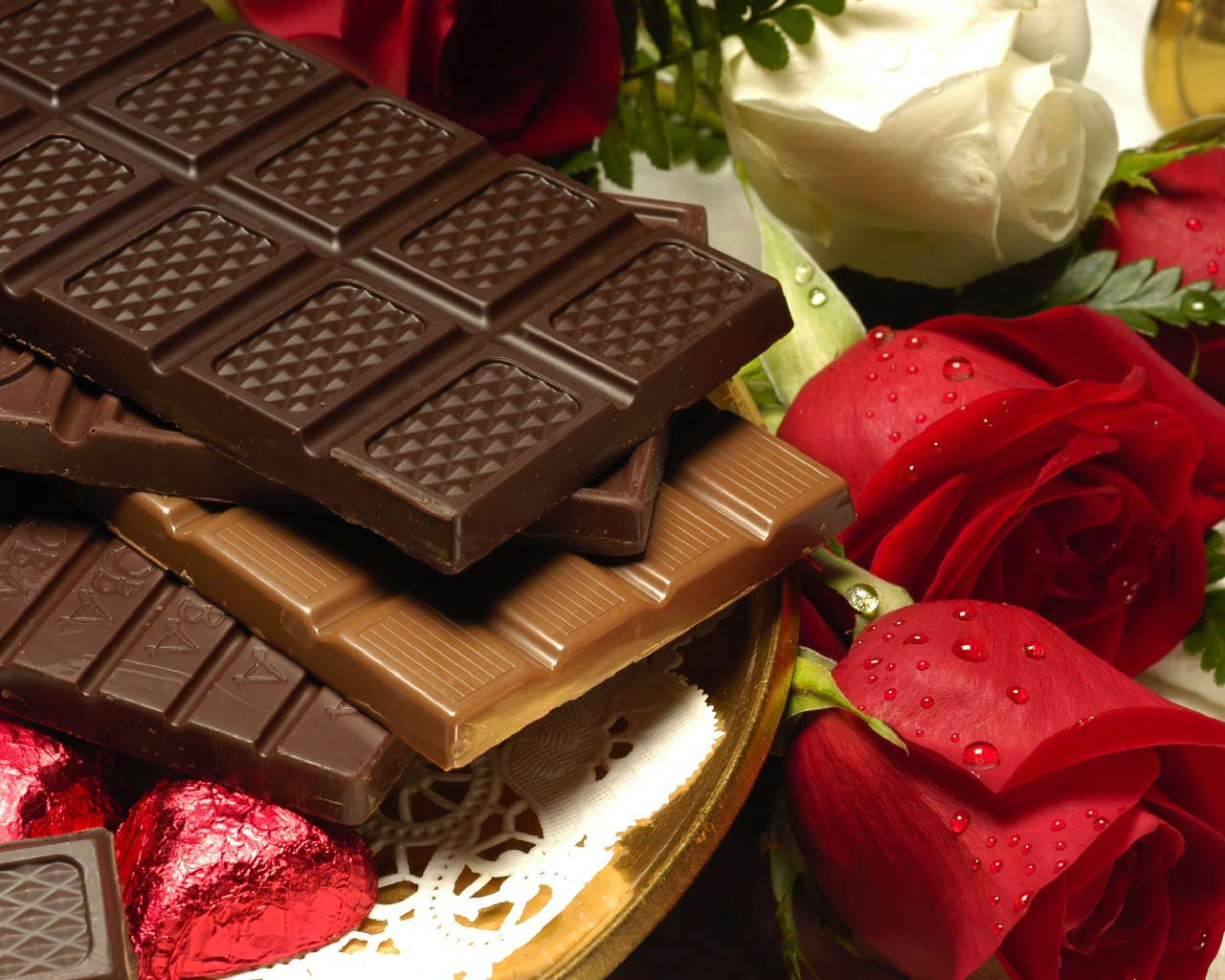 WallpaperfreekS: Happy Chocolate Day (9th February) Wallpapers