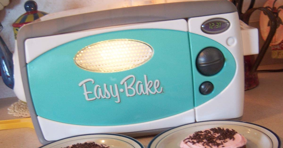 Can I Use Regular Cake Mix For Easy Bake Oven