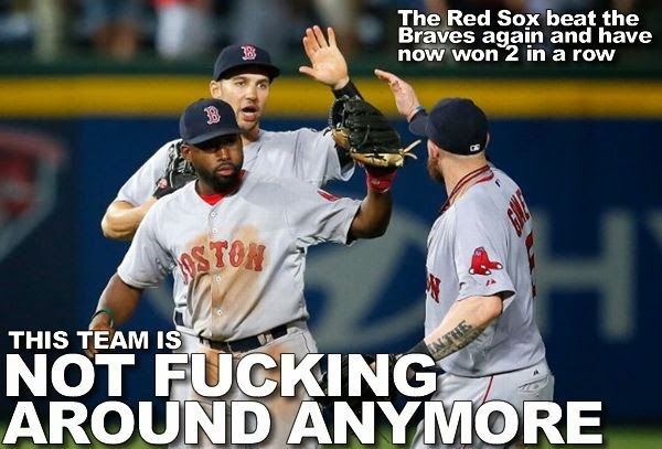 Red sox asshole