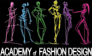 Academy of Fashion Design, Logo