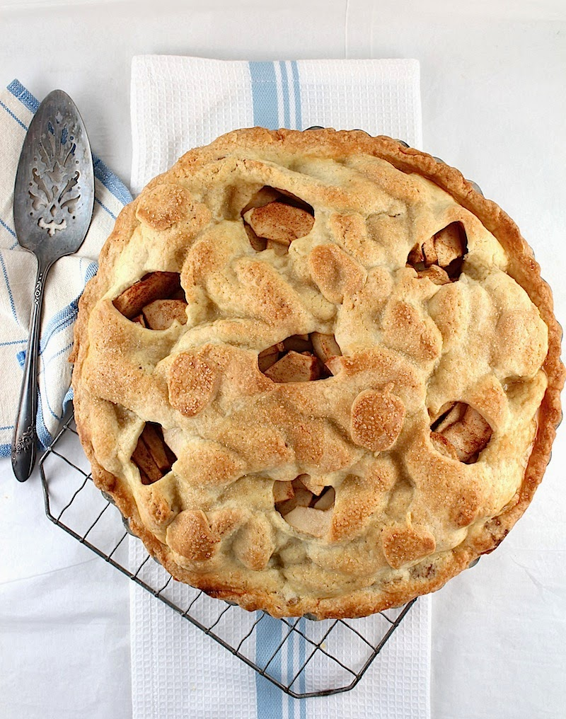 Life's a feast: Classic Old-Fashioned Apple Pie