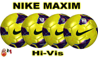 ... NIKE MAXIM HI-VIS 2012/2013 FULL HD & HD by skills_rooney - PES 6 Edit