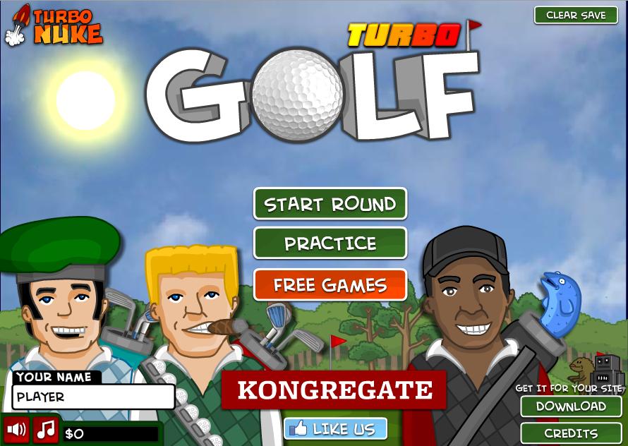 Game Online Golf Tour Gratis