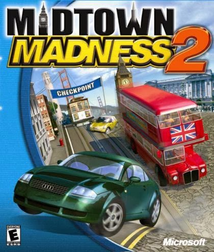 Midtown Madness 2 Pc Ingles