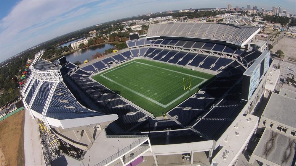 Orlando Citrus Bowl (Orlando)  Com uma capacidade para 65.438 torcedores 5471edc0b08a8