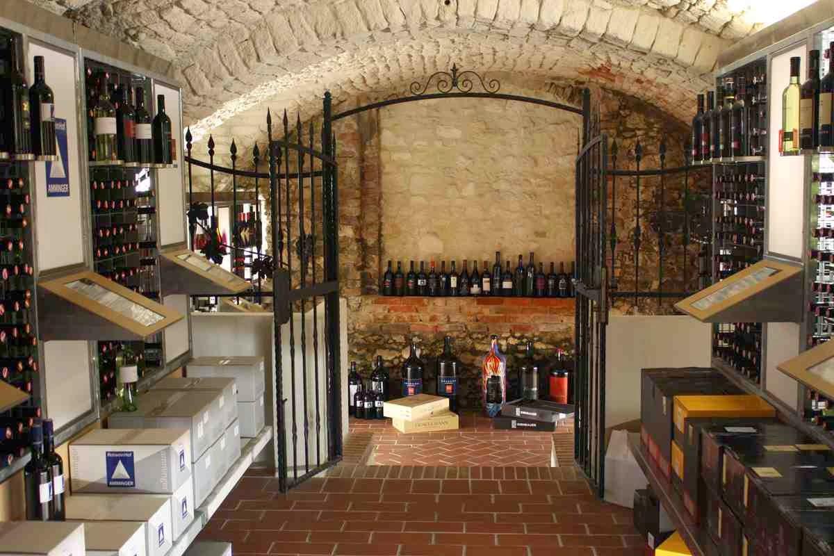 Weinprobe im Vinatrium in Deutschkreutz © Copyright Monika Fuchs, TravelWorldOnline
