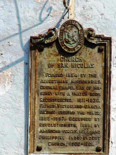 St. Nicholas of Tolentine Church of San Nicolas, Ilocos Churches, Old Churches, Bisita Iglesia Ilocos