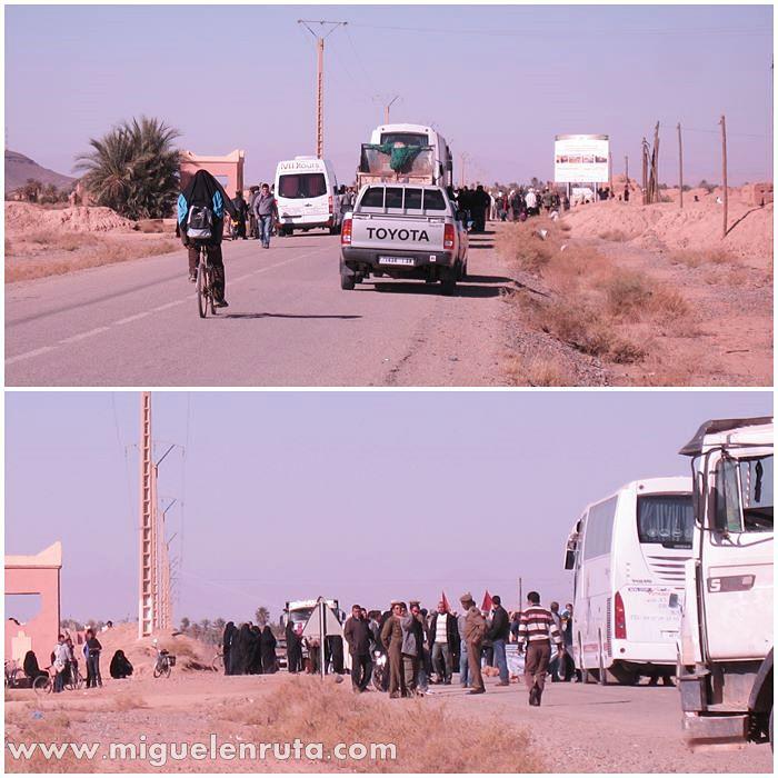 Manifestación-Marruecos