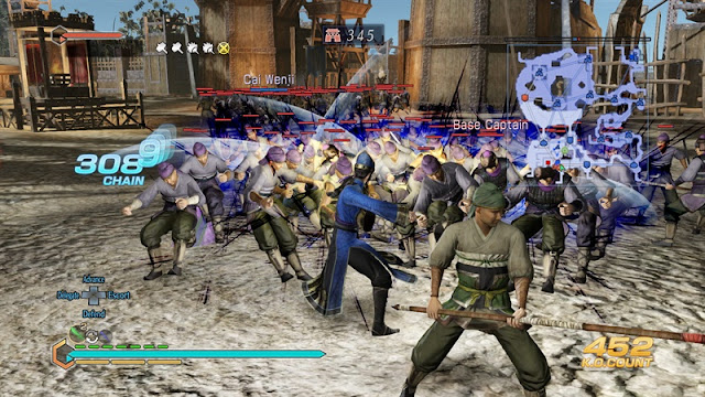 Dynasty Warriors 8 Empires PC Download Photo