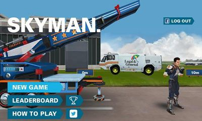 Game Name : Skyman