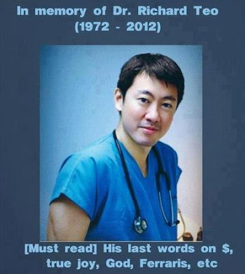 Doctor Richard Teo