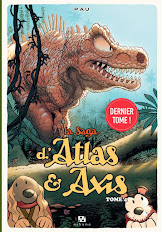 La Saga d'Atlas & Axis, tome 4