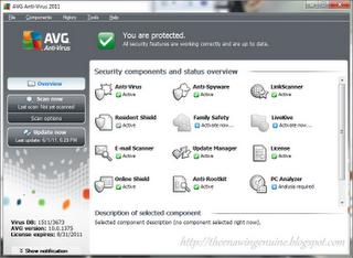 Download AVG Internet Security 2012 12.0 Build 1780a3823 + Keygen
