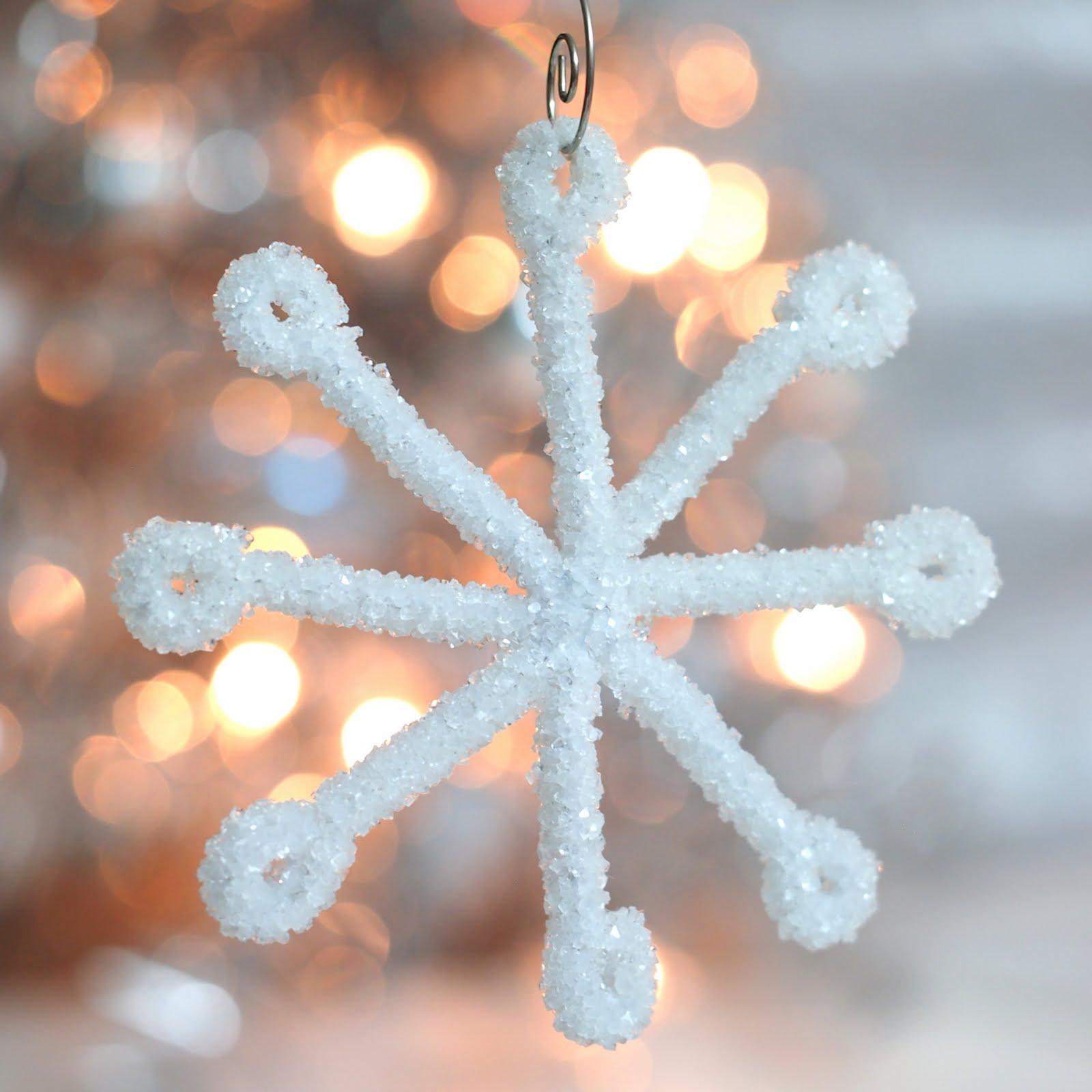 The Tiny Funnel: Borax Christmas Ornaments