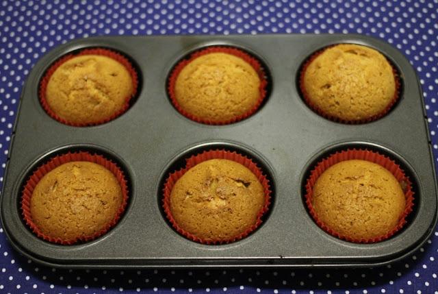 Cupcakes de dulce de leche y pestiños