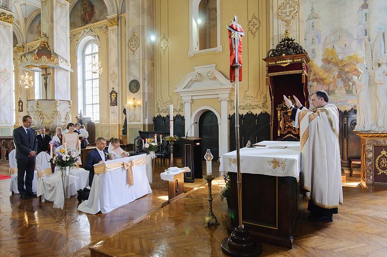 Lithuanian wedding