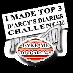 D'ARCY'S DIARIES