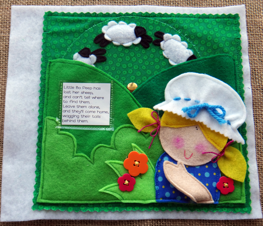 Nursery Book Cover Design : Lindy j design