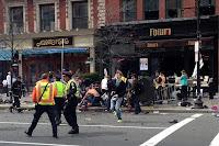 Tragedia en la maratón de Boston