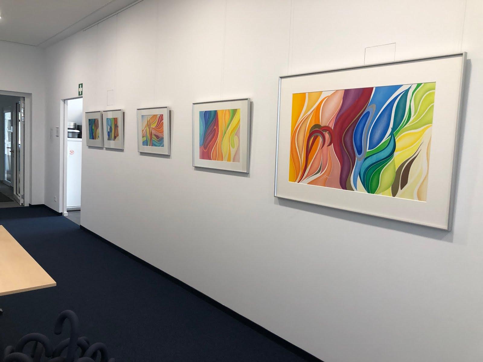 Ausstellung bei Computacenter